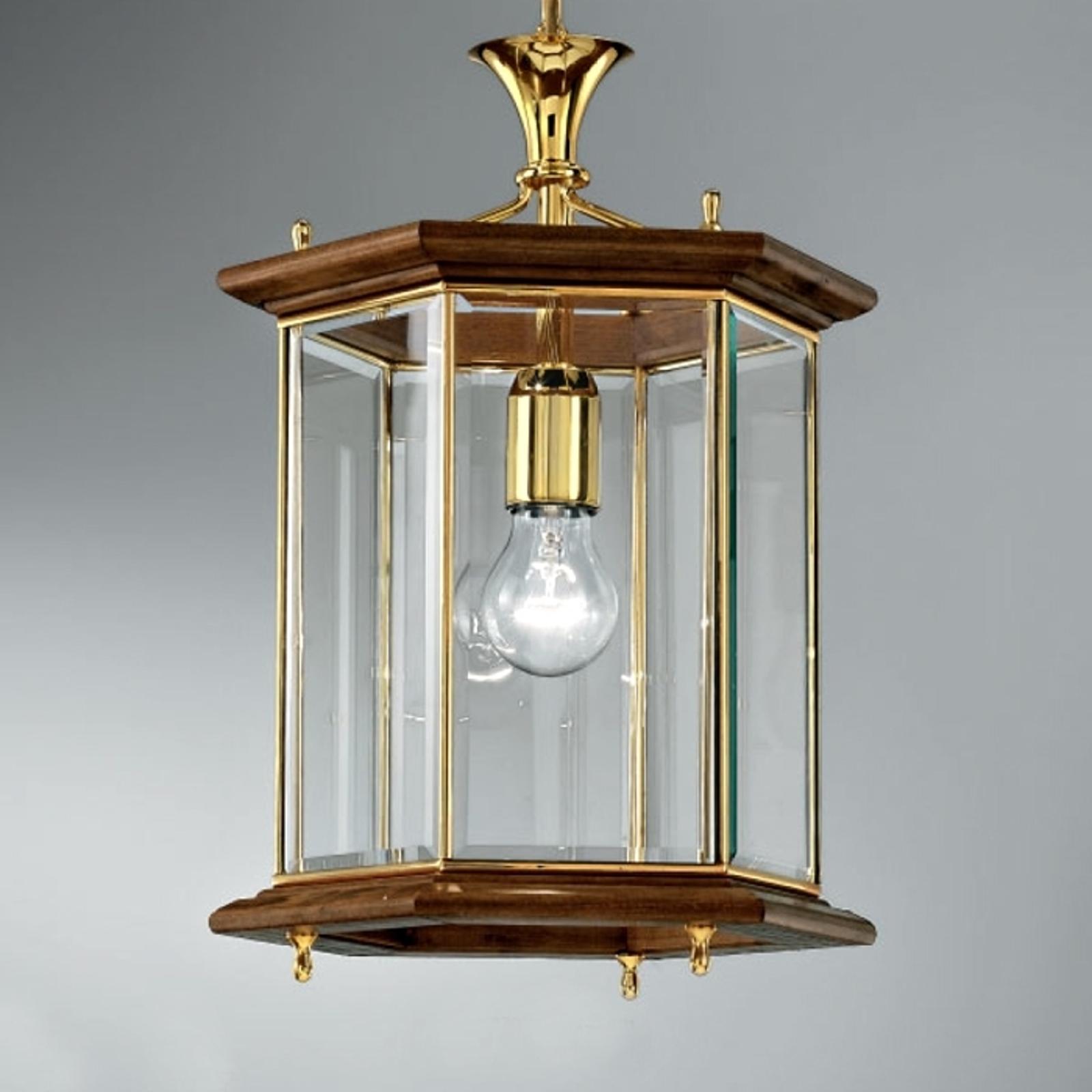 Klasyczna lampa wisząca Mona