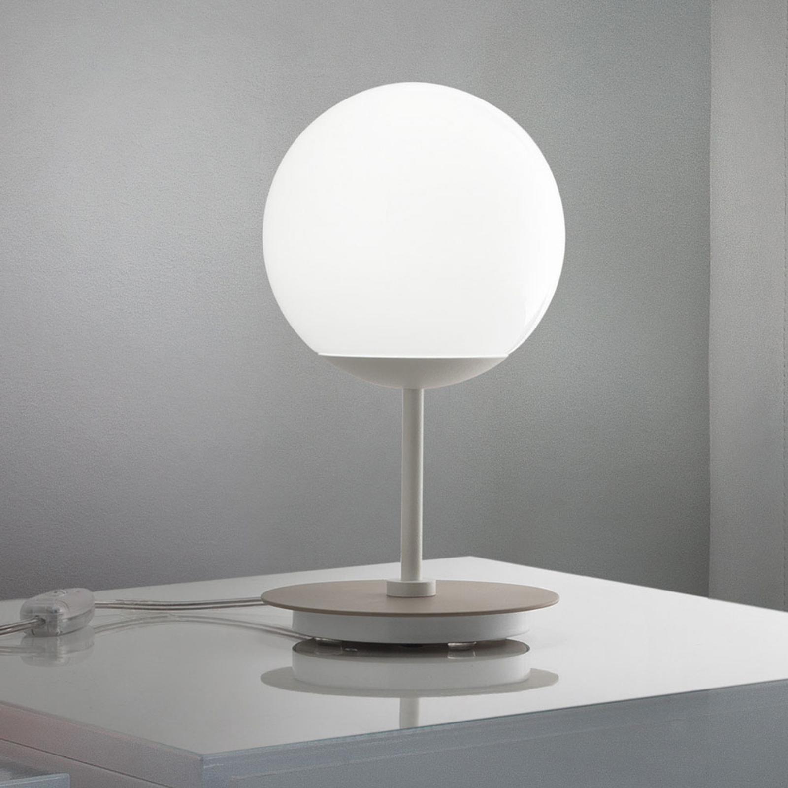 Acquista Lampada Da Tavolo Led Decorativa Sfera Lampade It