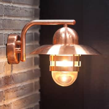 Lámpara de pared de bajo consumo Nibe cobre