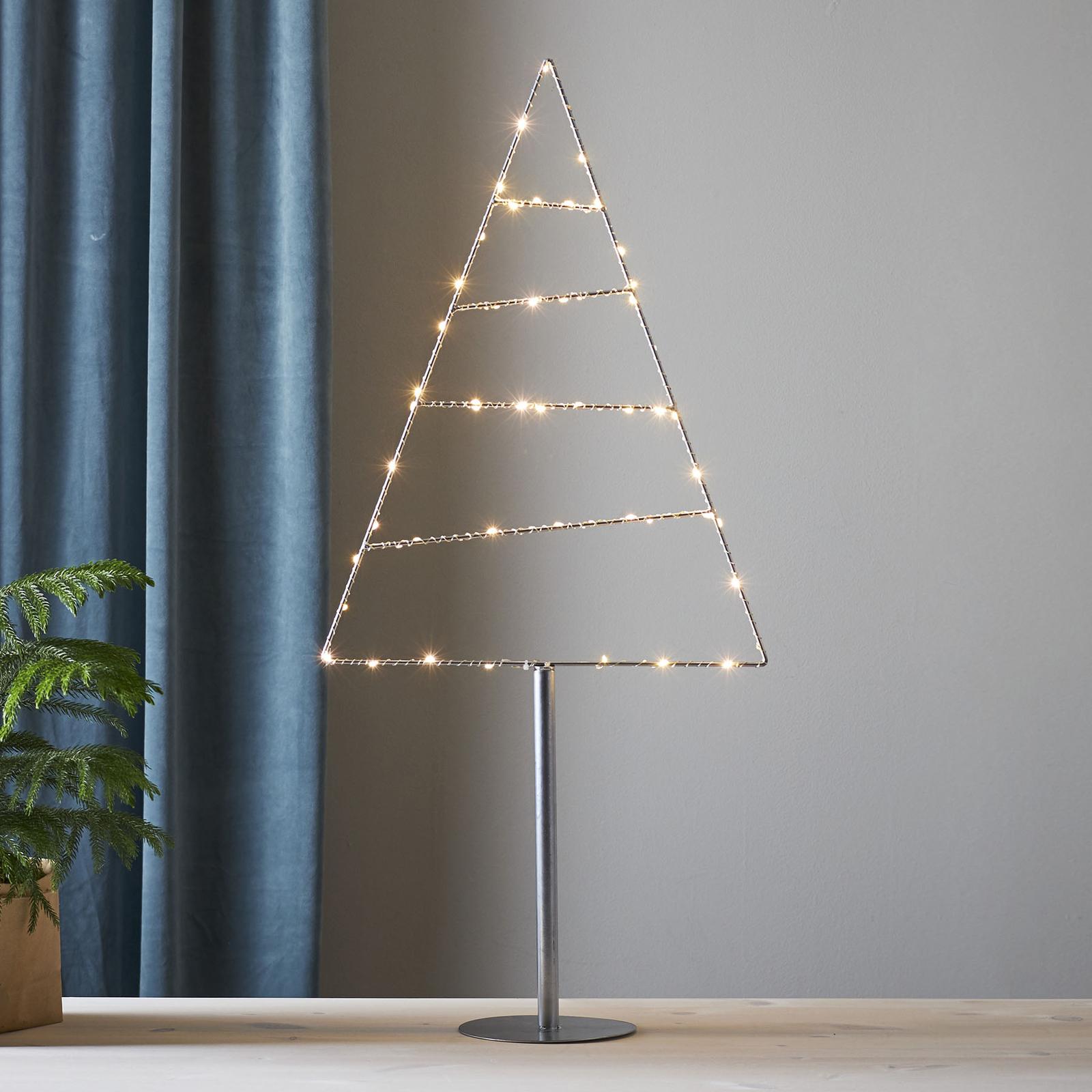 LED-dekorasjonsbelysning Triangle, tre