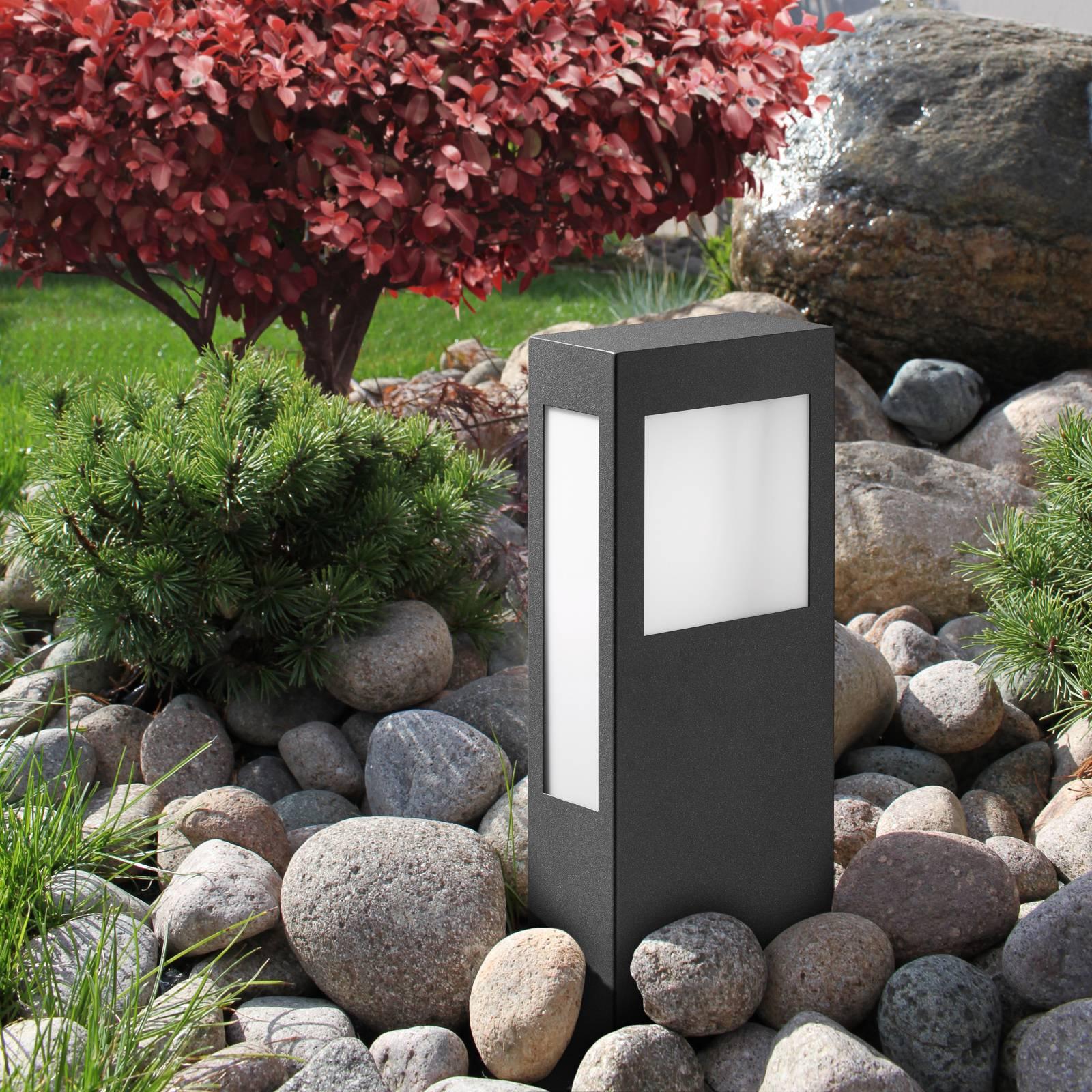 Luminaire pour socle Aqua Paulo vitres en makrolon
