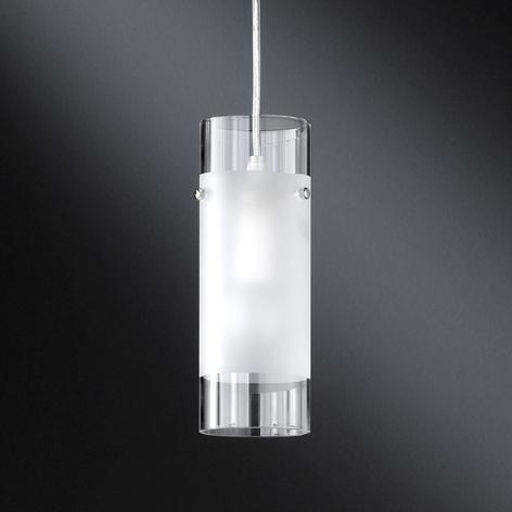 Lampada a sospensione Max, vetro, 1 luce