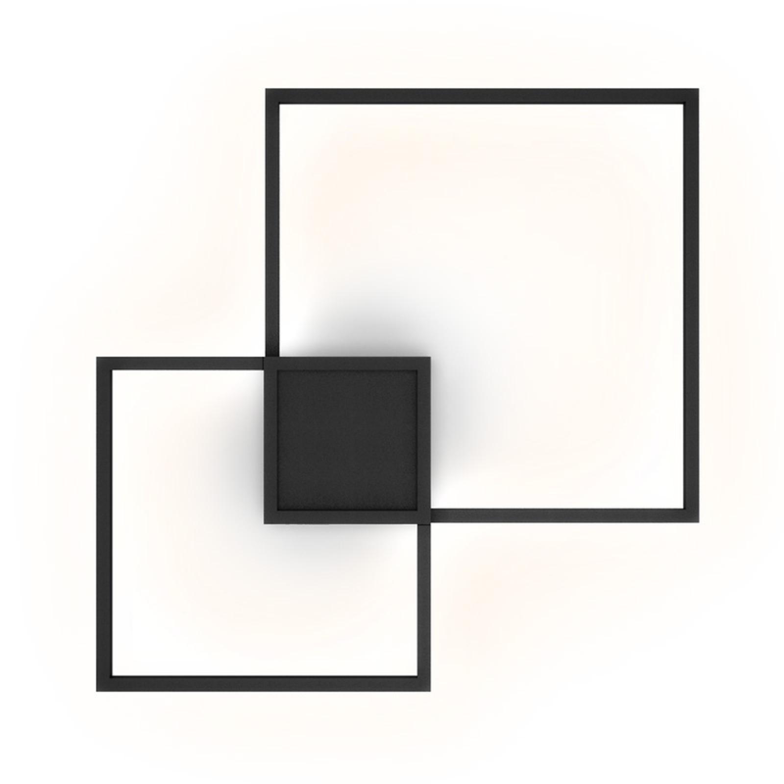 WEVER & DUCRÉ Venn 1.0 plafond 38W 2.700K zwart