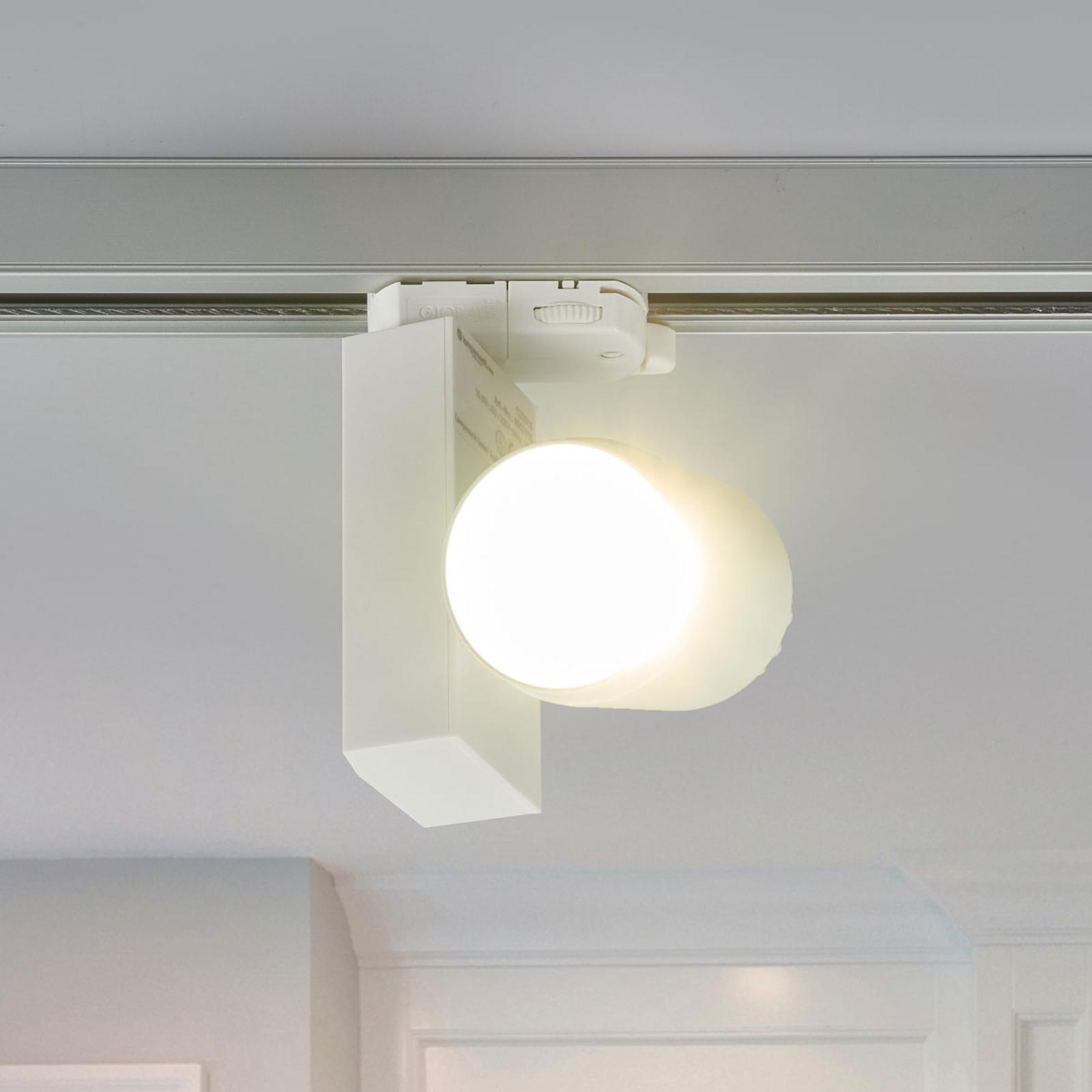 Railsysteem LED straler Niels 3-fasensysteem
