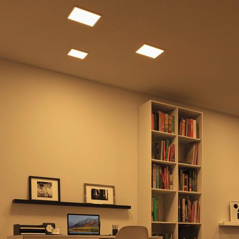 Paulmann LED-Panel Areo ZigBee eckig weiß