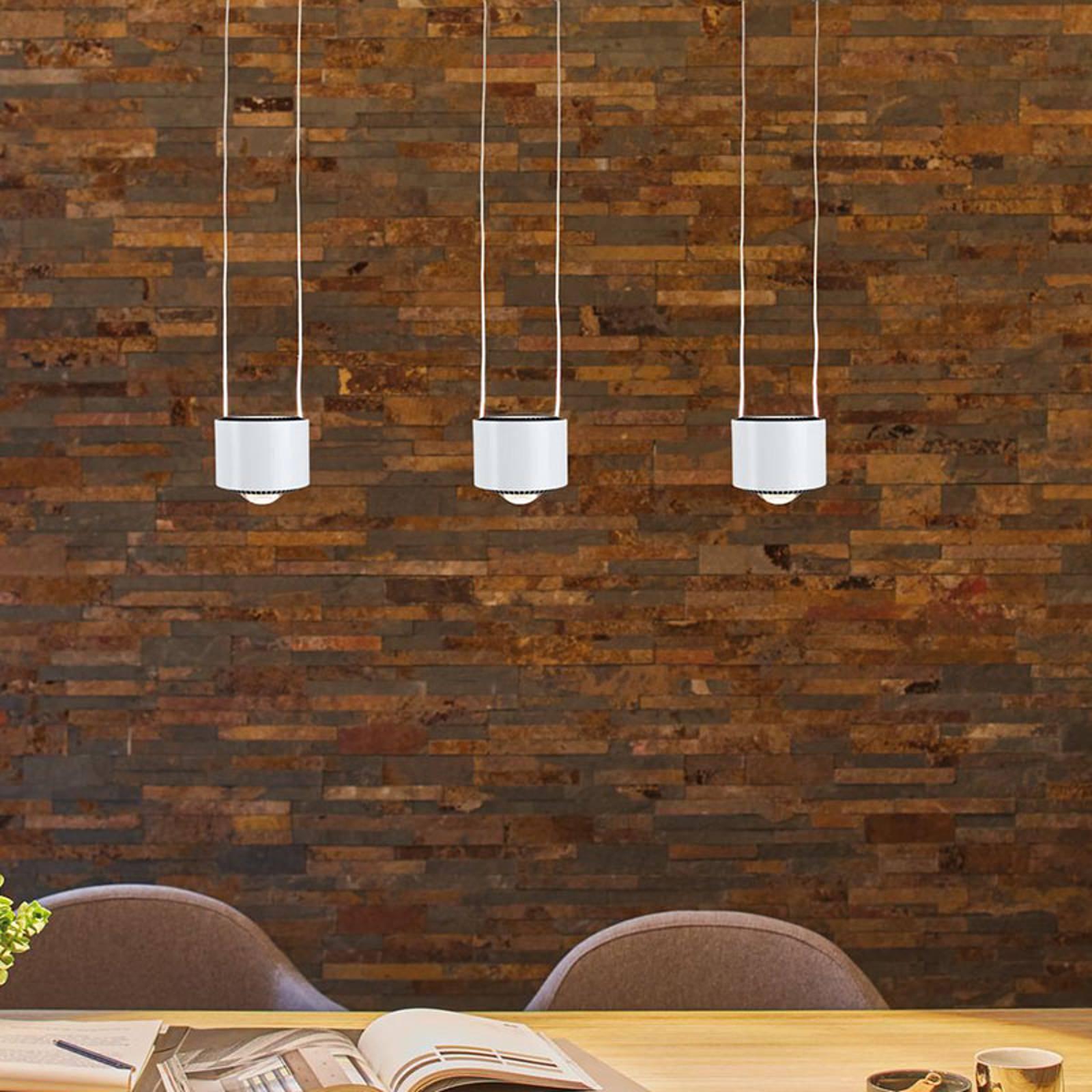 Paulmann URail Aldan LED hanglamp, wit