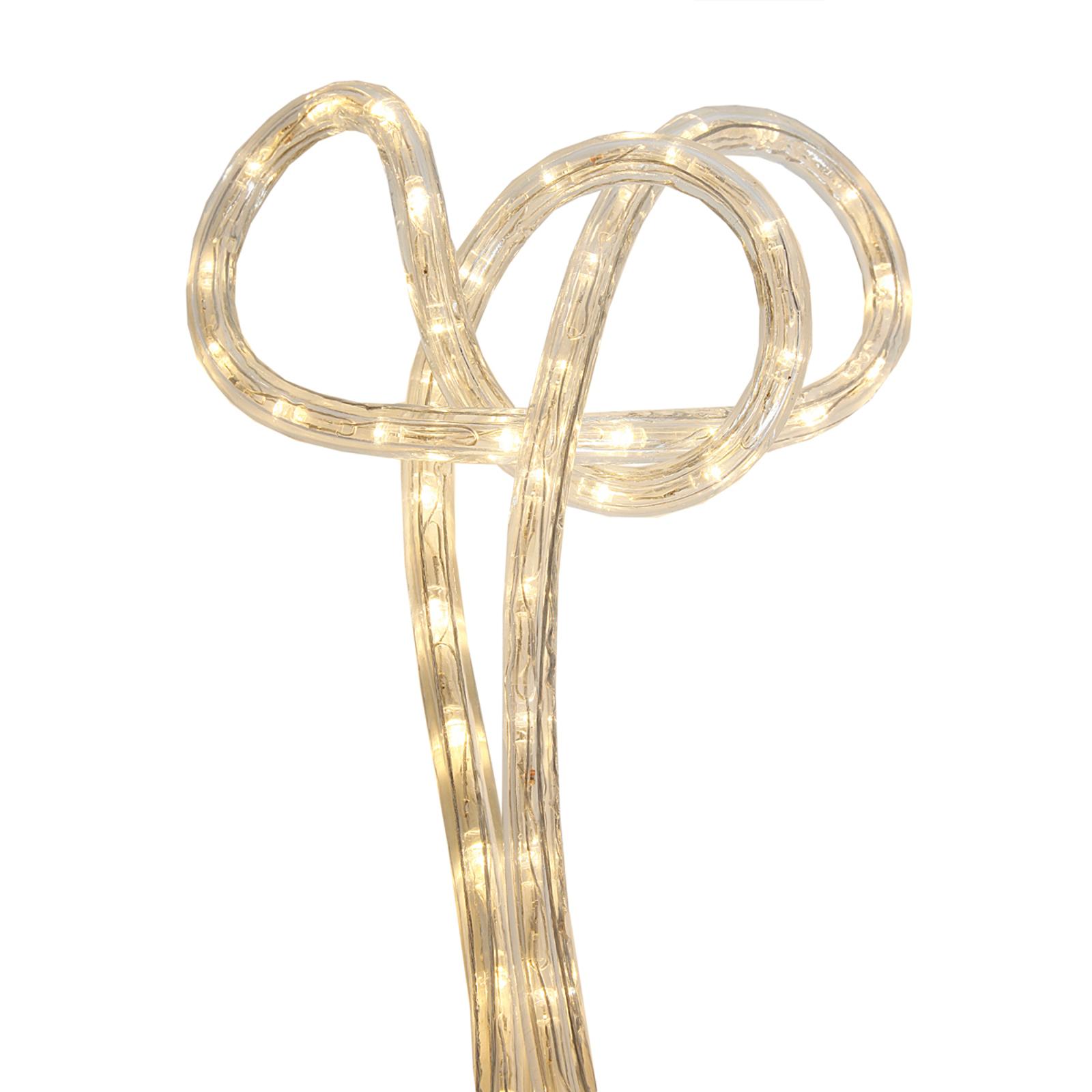 Wąż świetlny LED Rope light FLEX, 6 m, ciepła biel