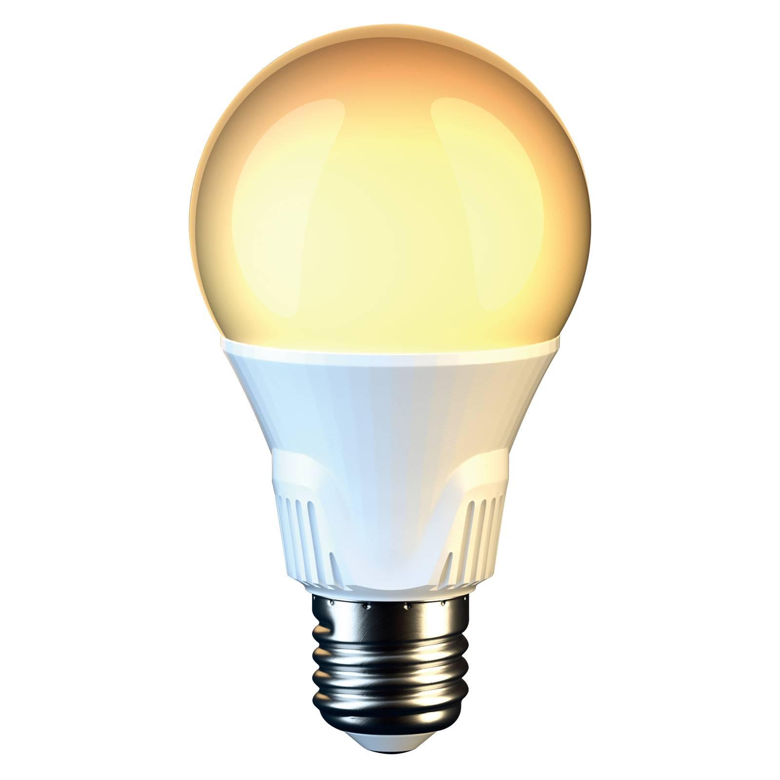 Arcchio LED žárovka E27 A60 Ballet 7W 3000K opálová