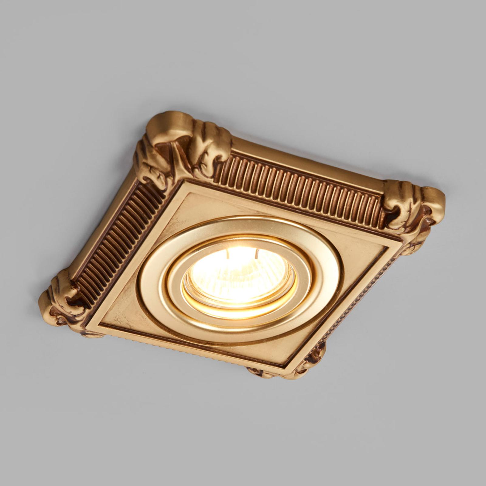 Wspaniały reflektor wpuszczany ZOA