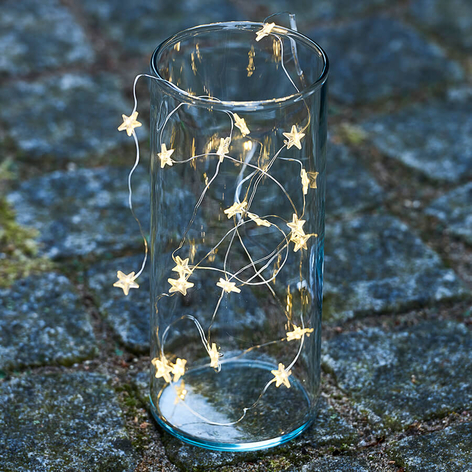 Guirlande lumineuse LED Trille, 20lampes