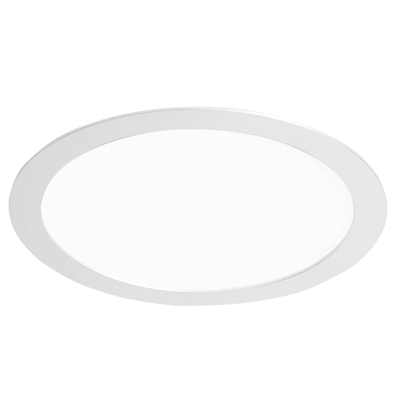 Moon Round LED-downlight 18W, 4 000 K