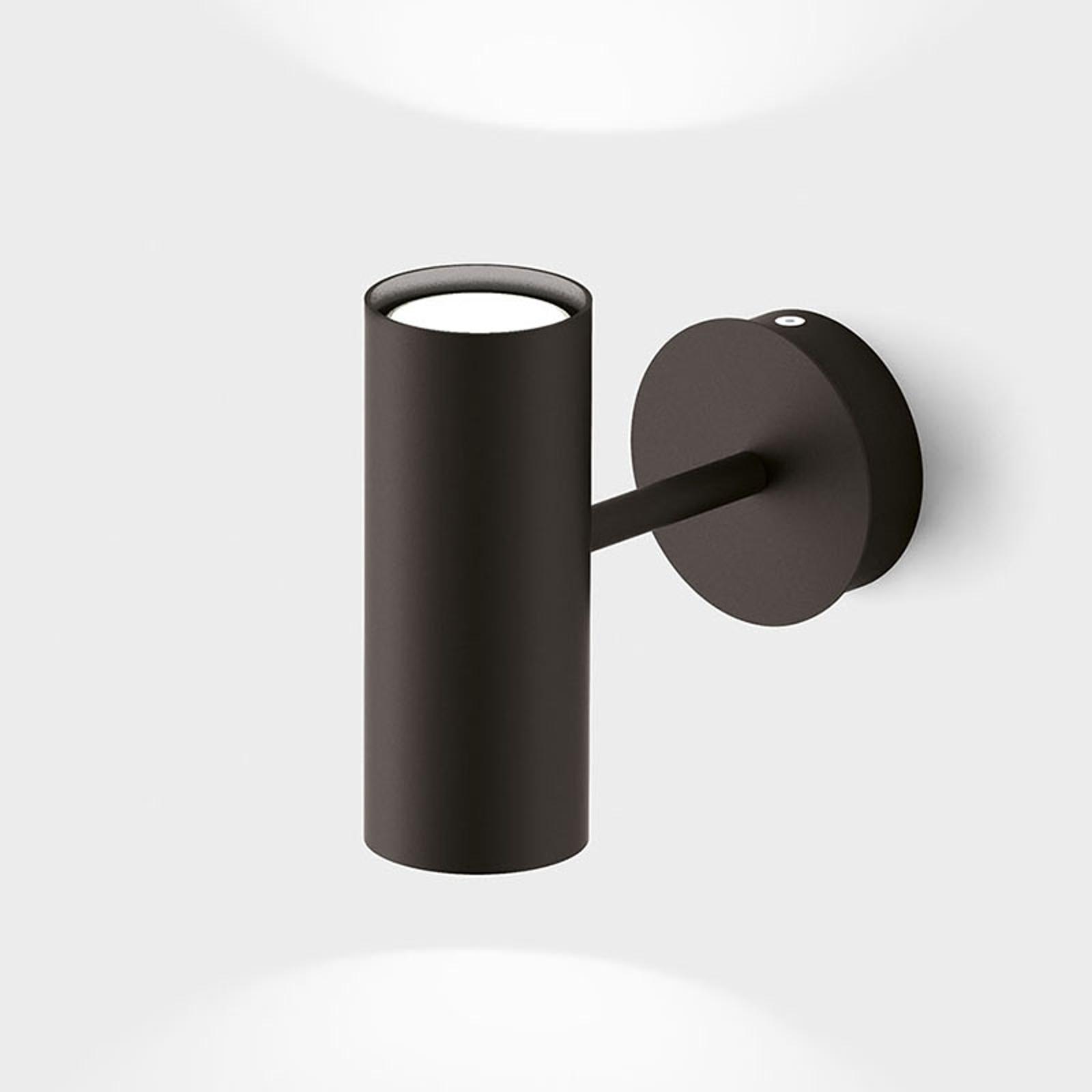 Modo Luce Chandelier applique 2 lampes GU10 noire