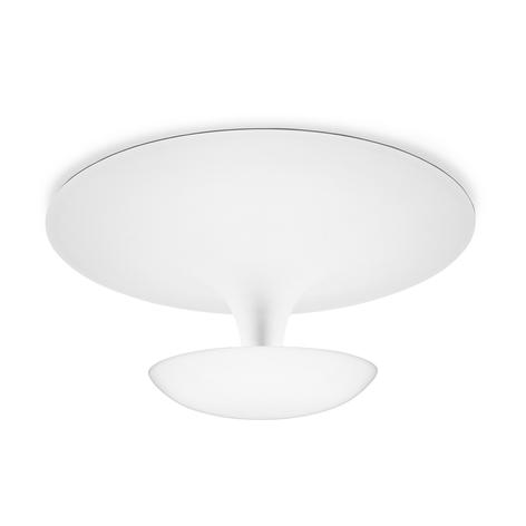 Vibia Funnel - lámpara de techo 35 cm, blanco mate