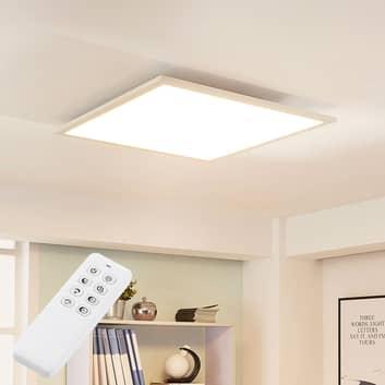 Arcchio Lysander pannello LED, CCT, 62 cm, bianco