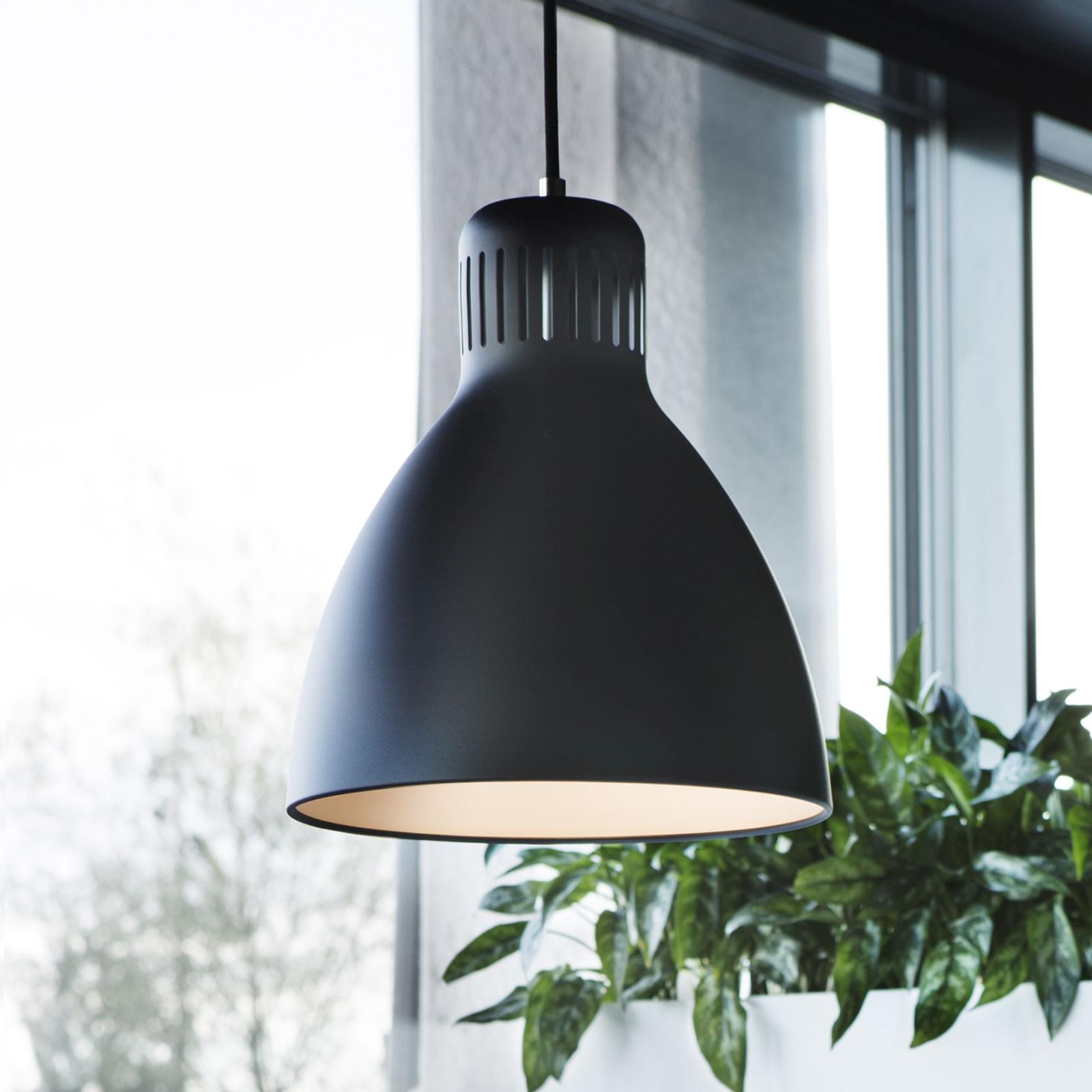 Suspension LED L-1, 3000K, noire
