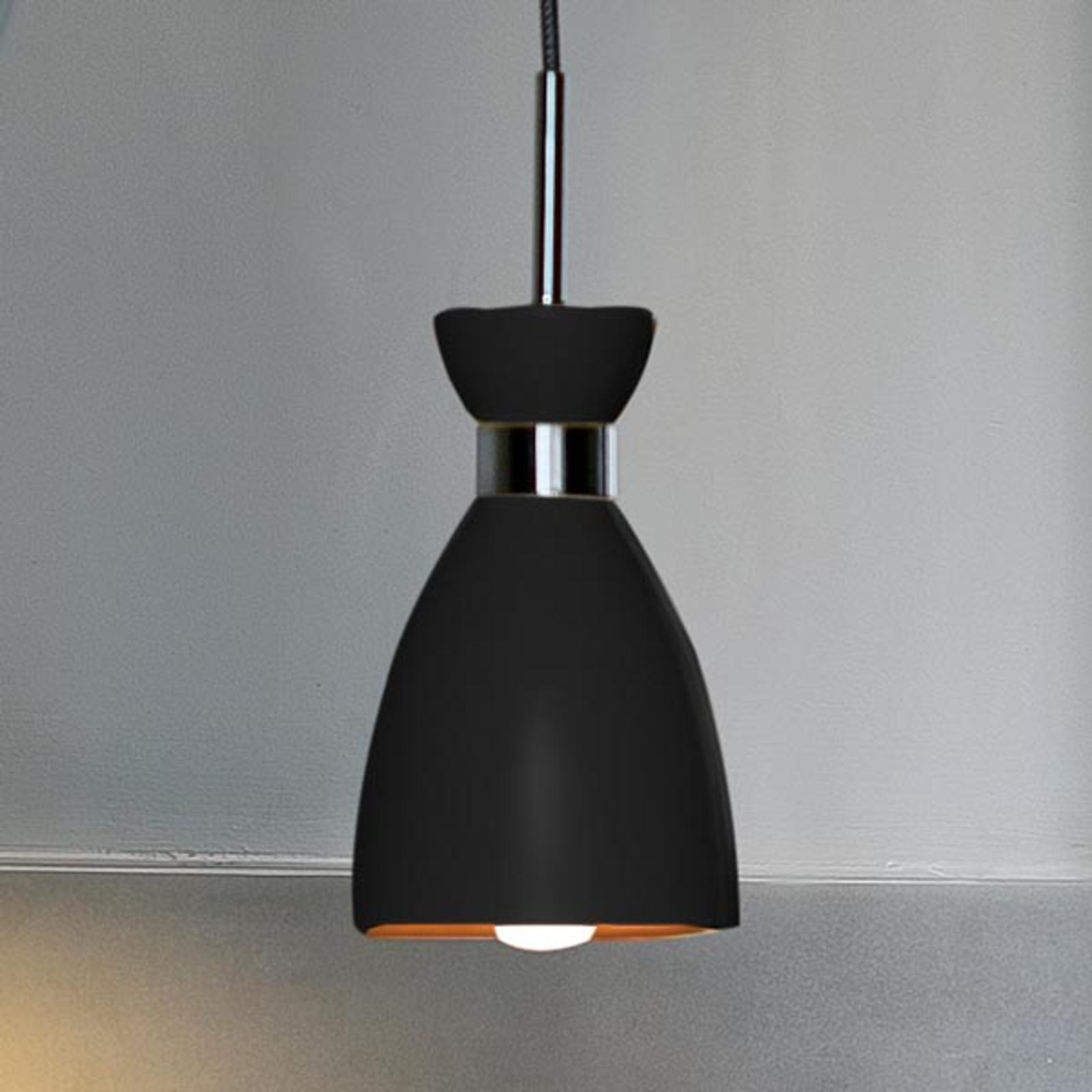 Szykowna lampa wisząca Retro
