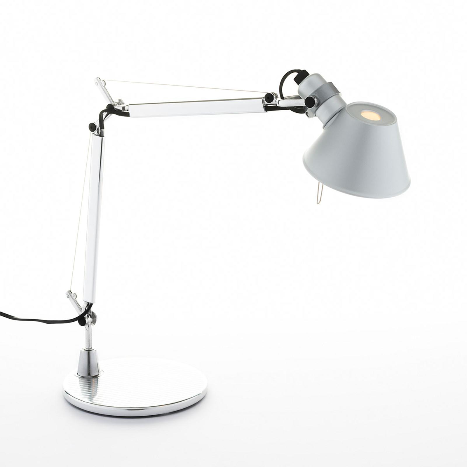 Artemide Tolomeo Micro lampa stołowa 3000K