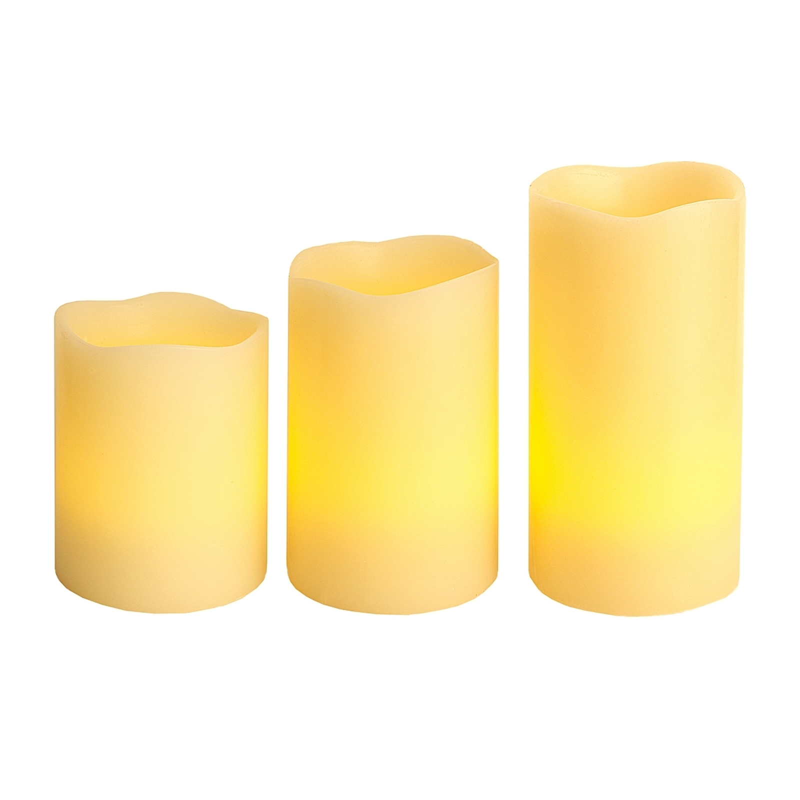 Velas decorativas LED Candle Wax de cera