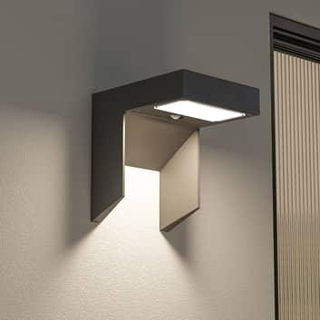 Arcchio Dynorma udendørs LED-væglampe med sensor