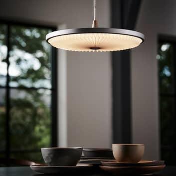 LE KLINT Soleil LED-pendellampa papper dimbar