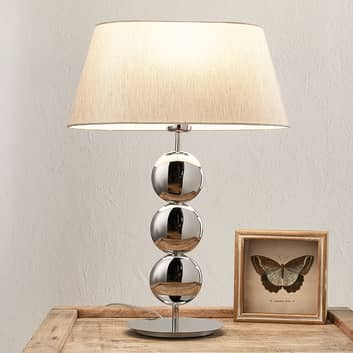 Villeroy & Boch Sofia – bordslampa, fot silver