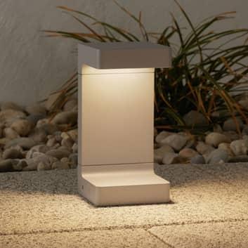 FLOS Casting C 100 lampa cokołowa 20cm, 3000K
