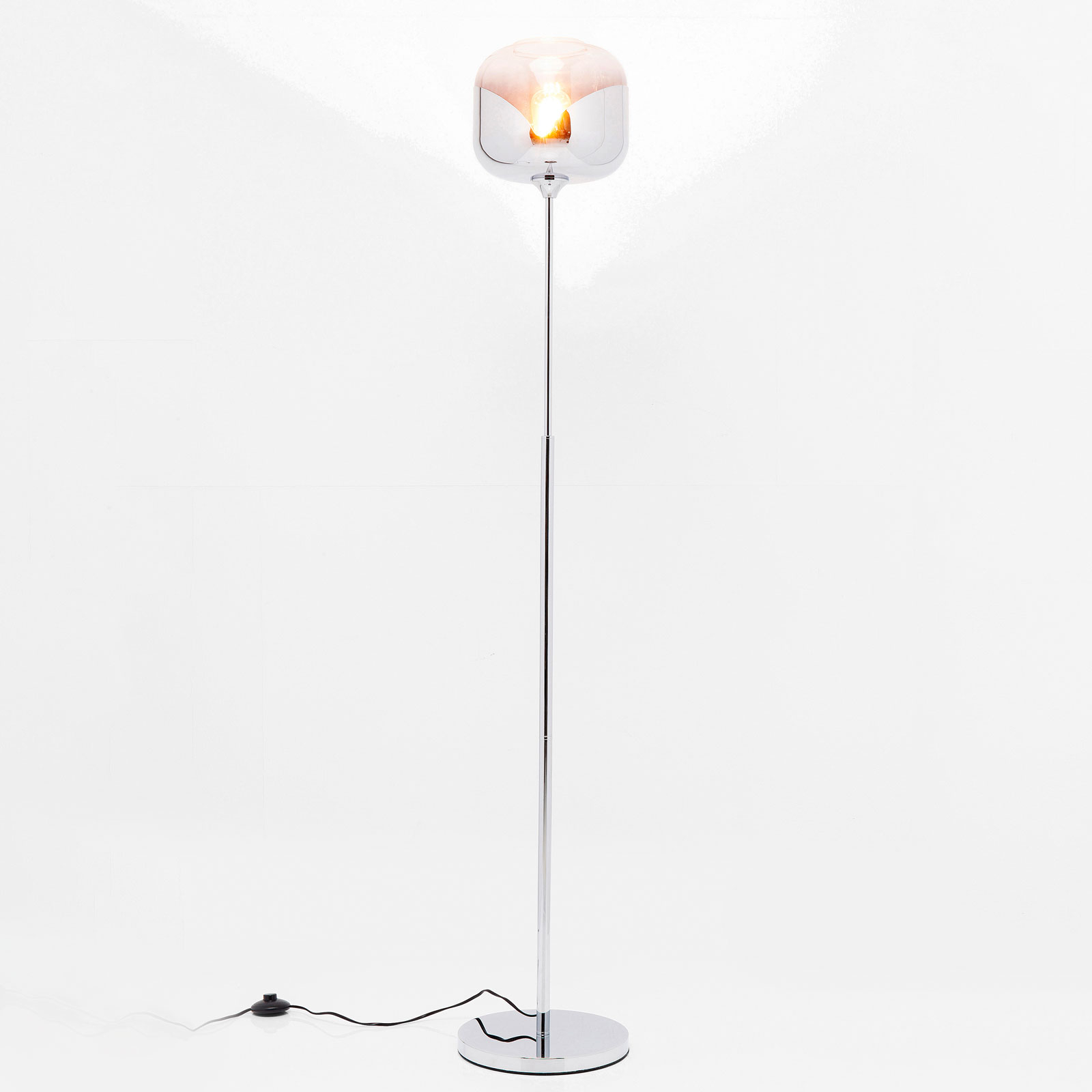 KARE Chrome Goblet Ball lampadaire