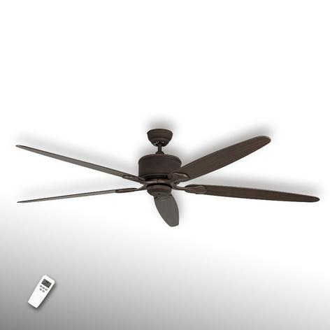 Plafondvent. Eco Elements bruin met vijf vleugels