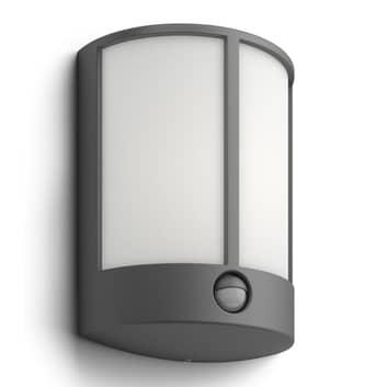 Stock - LED-utevegglys med sensor