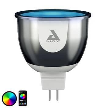 AwoX SmartLIGHT Color reflectora LED GU5.3 4W