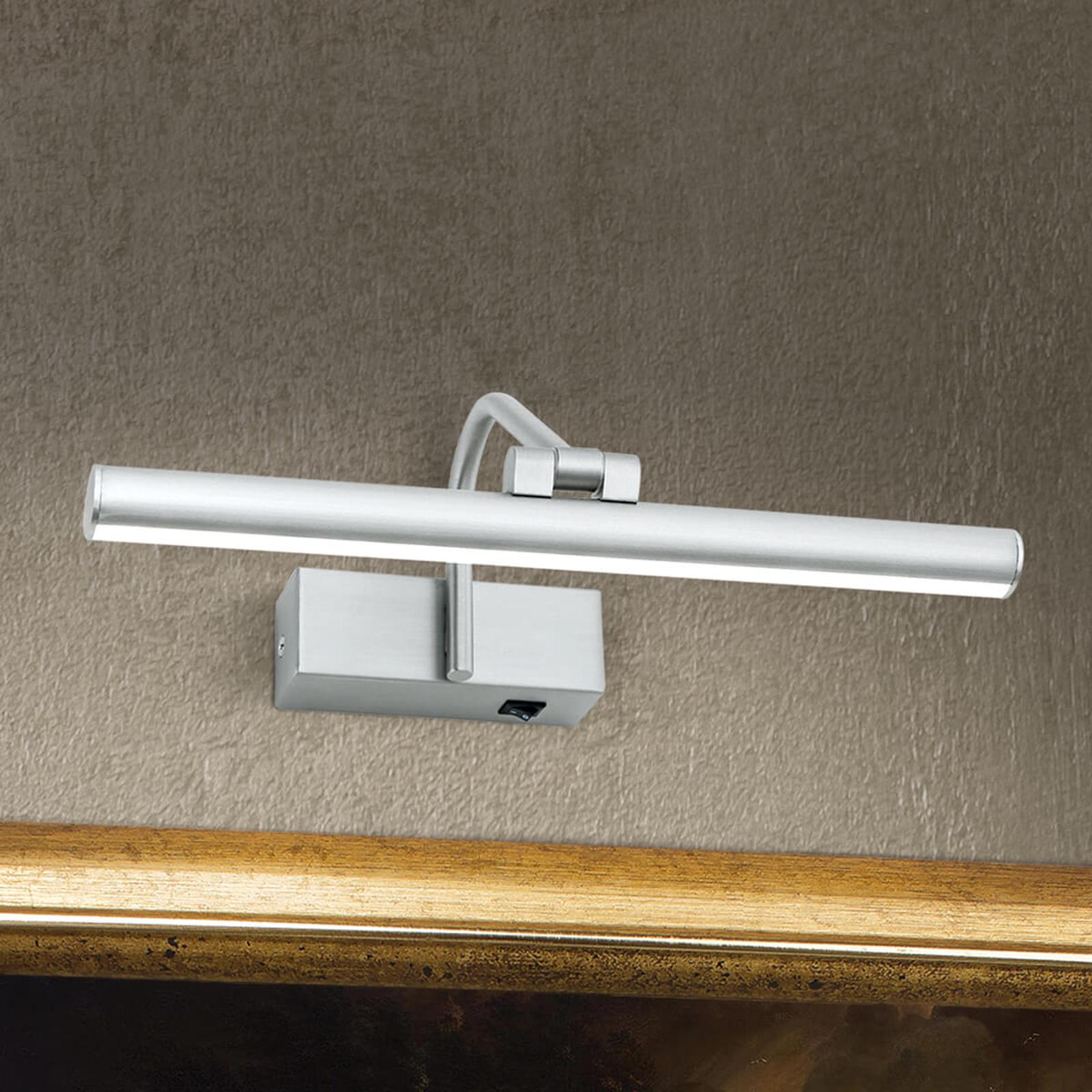 Applique tableau LED Sofia, à interrupteur - 30cm