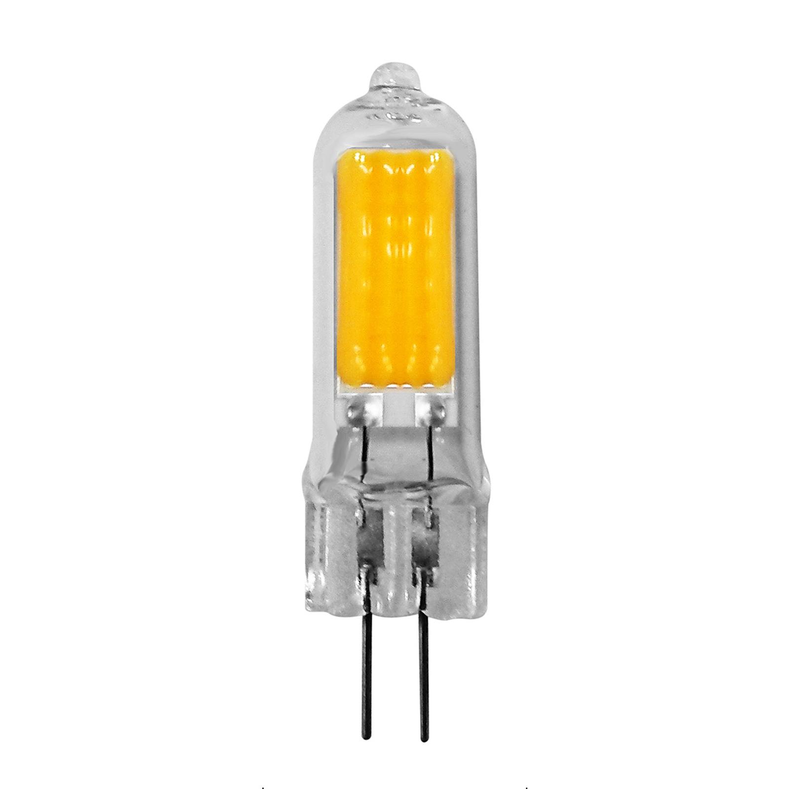 Żarówka sztyft LED G4 1,6 W ciepła biel