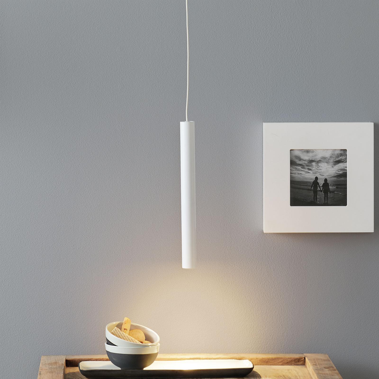 Arcchio Ilmare suspension LED, 30cm, blanche