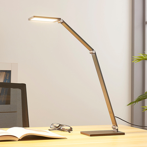 Lampada da scrivania a LED Mion dimmerabile