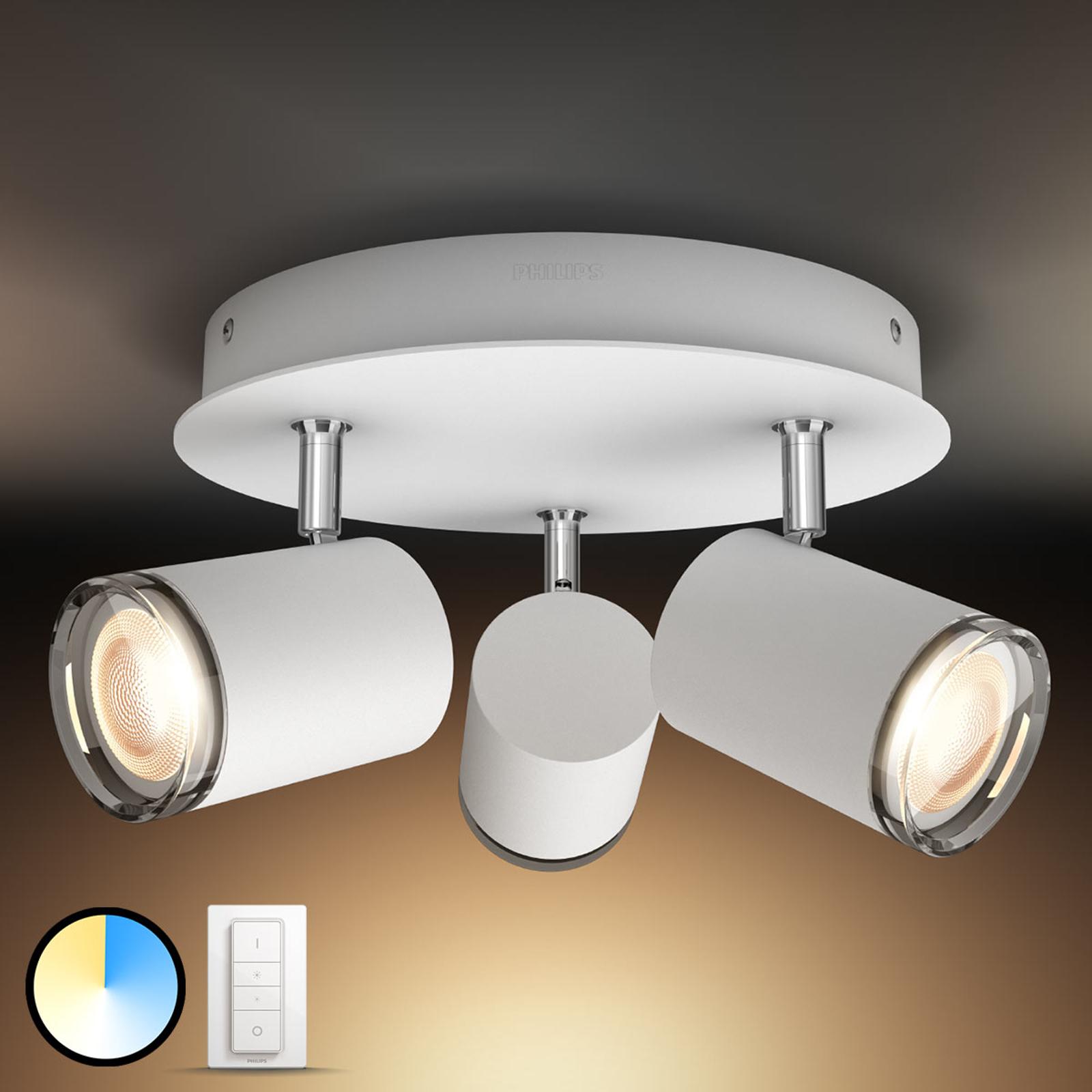 PhilipsHue White Ambiance Adore lampa sufitowa LED