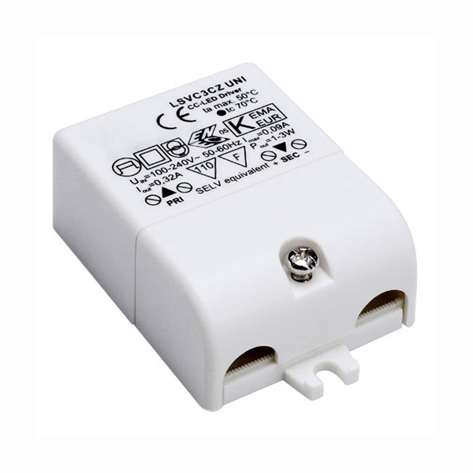 SLV LED-Treiber 3 W 320 mA