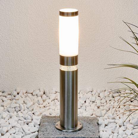 Nowoczesna lampa cokołowa BINKA