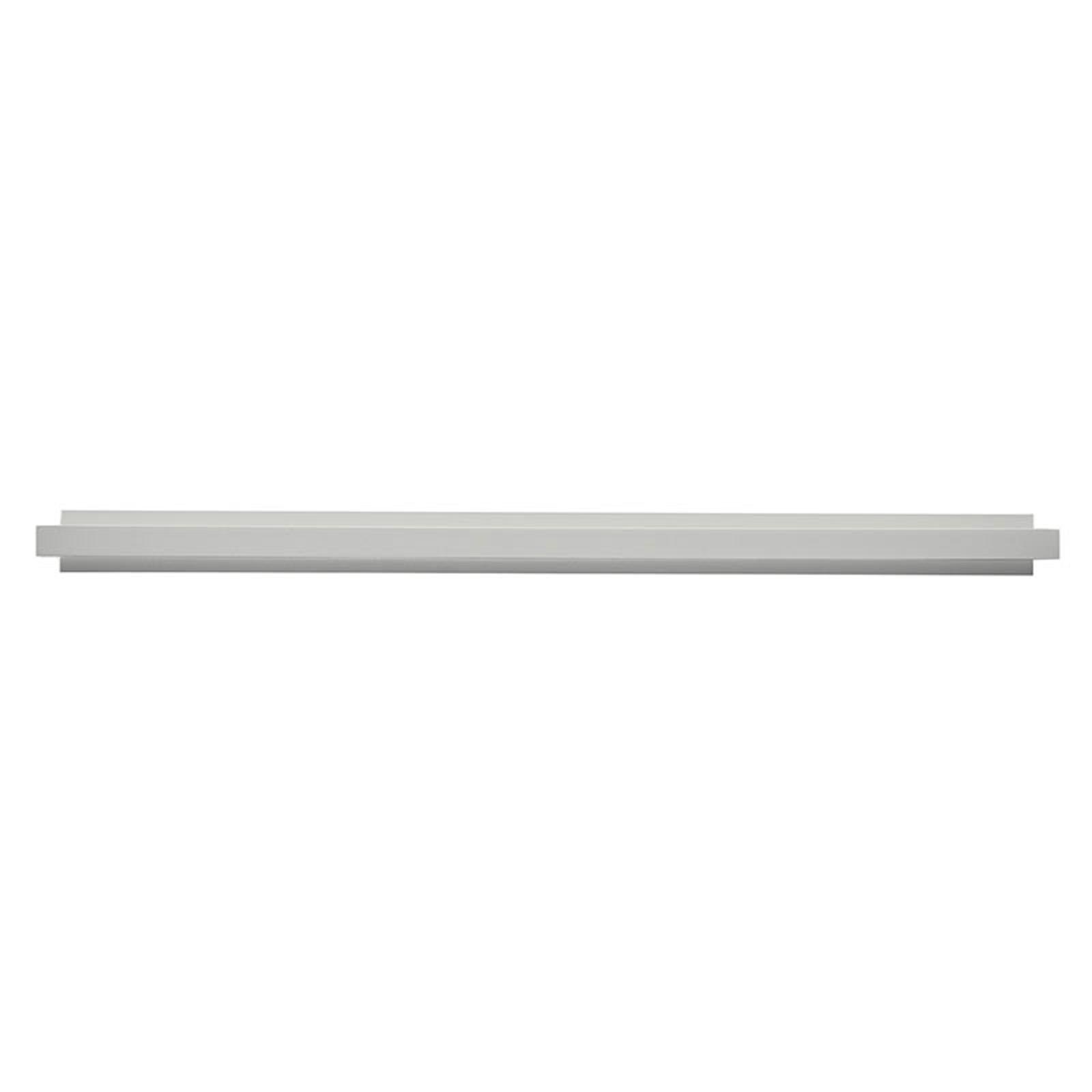 LED wandlamp tablet W1, breedte 96 cm, wit