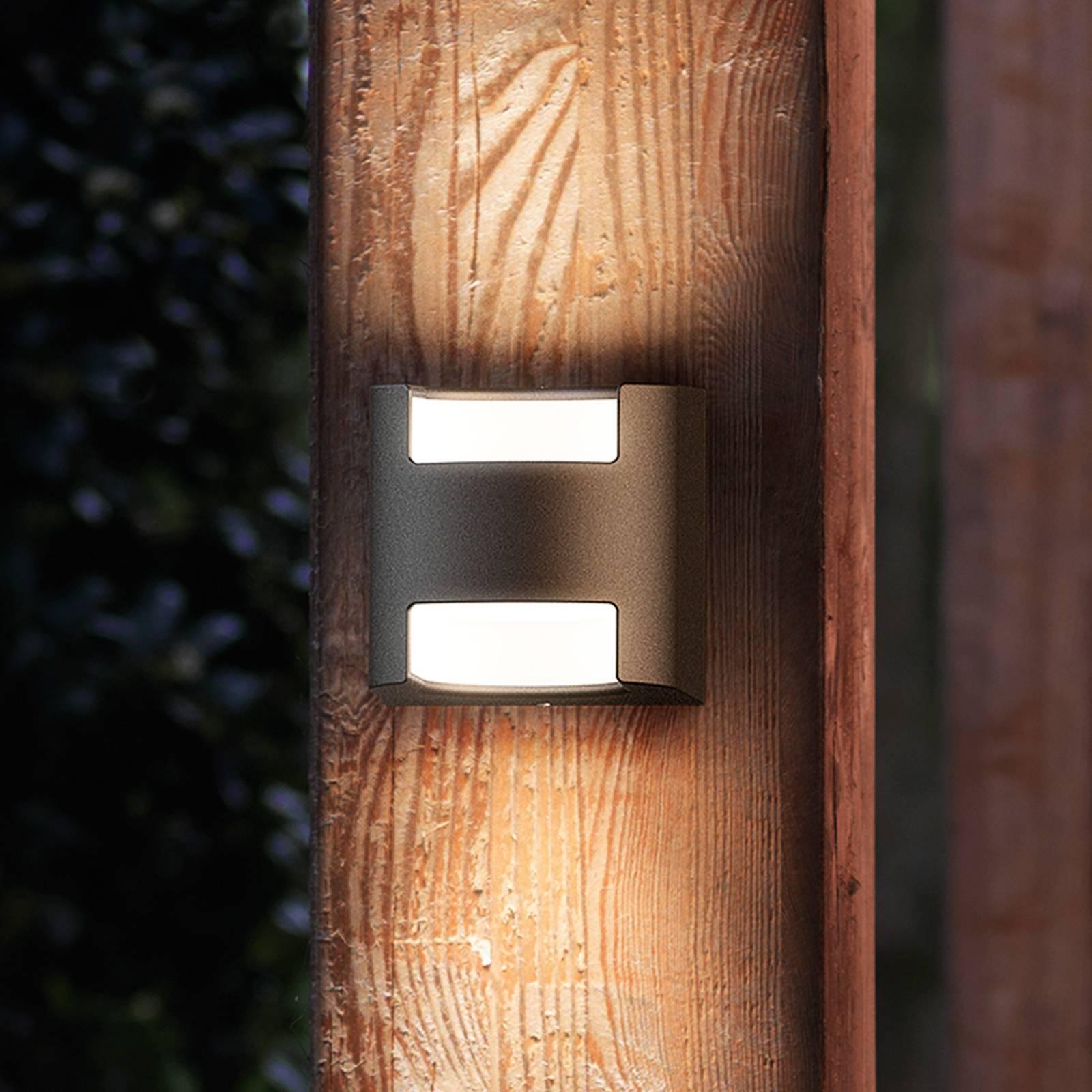 Wondermooie LED wandlamp Grass IP44