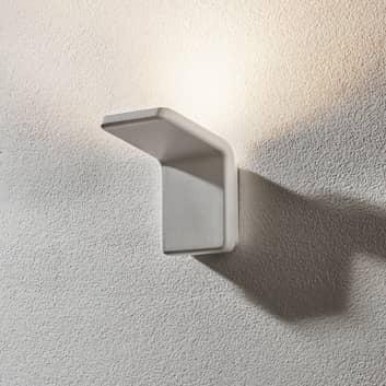 Applique LED de designer Cuma 10 en blanc