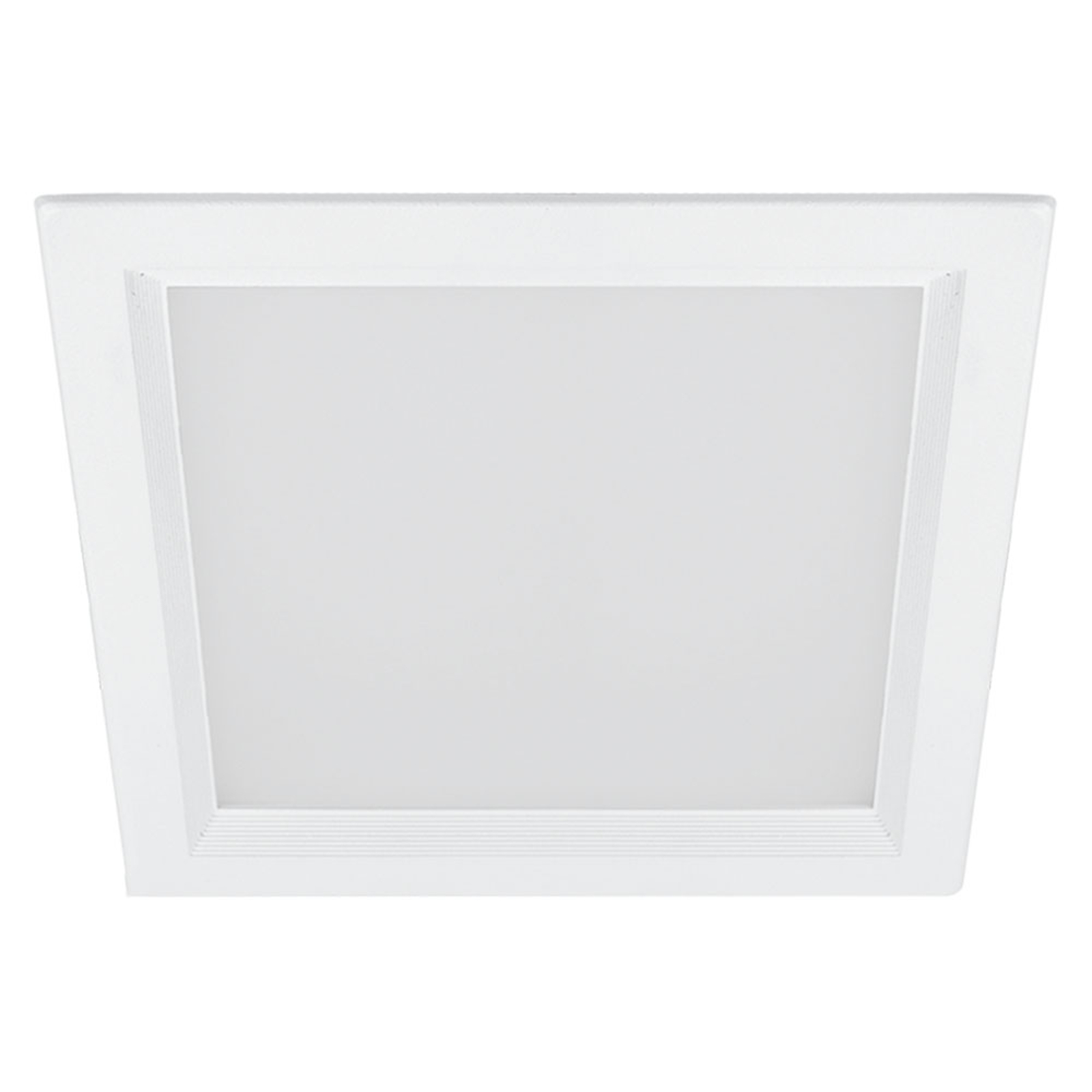 LED-Einbauleuchte scota-SDES-O/220 4.000K 22x22cm