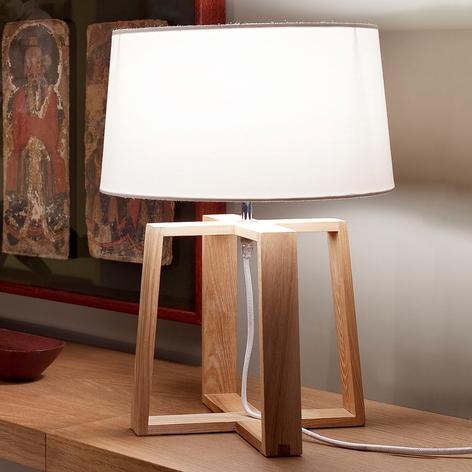 Individuale lampada da tavolo Bliss