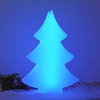 Albero di natale LED Shining Tree 2D RGB 113 cm