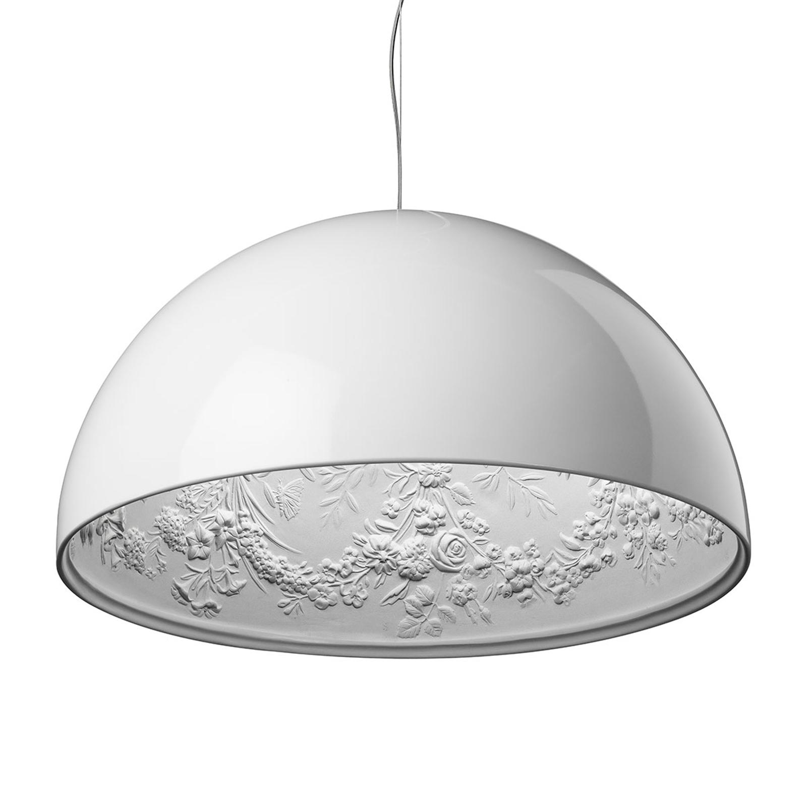 FLOS Skygarden 1 závesné lampy, biele