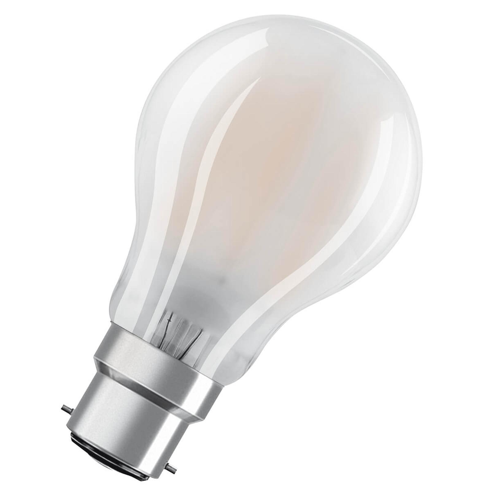 LED-Lampe B22d 4W, warmweiß, 470 Lumen