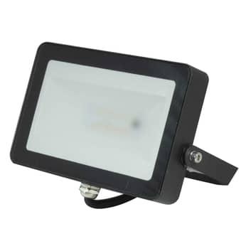 Utomhus LED-spot MT69070, vit + RGB