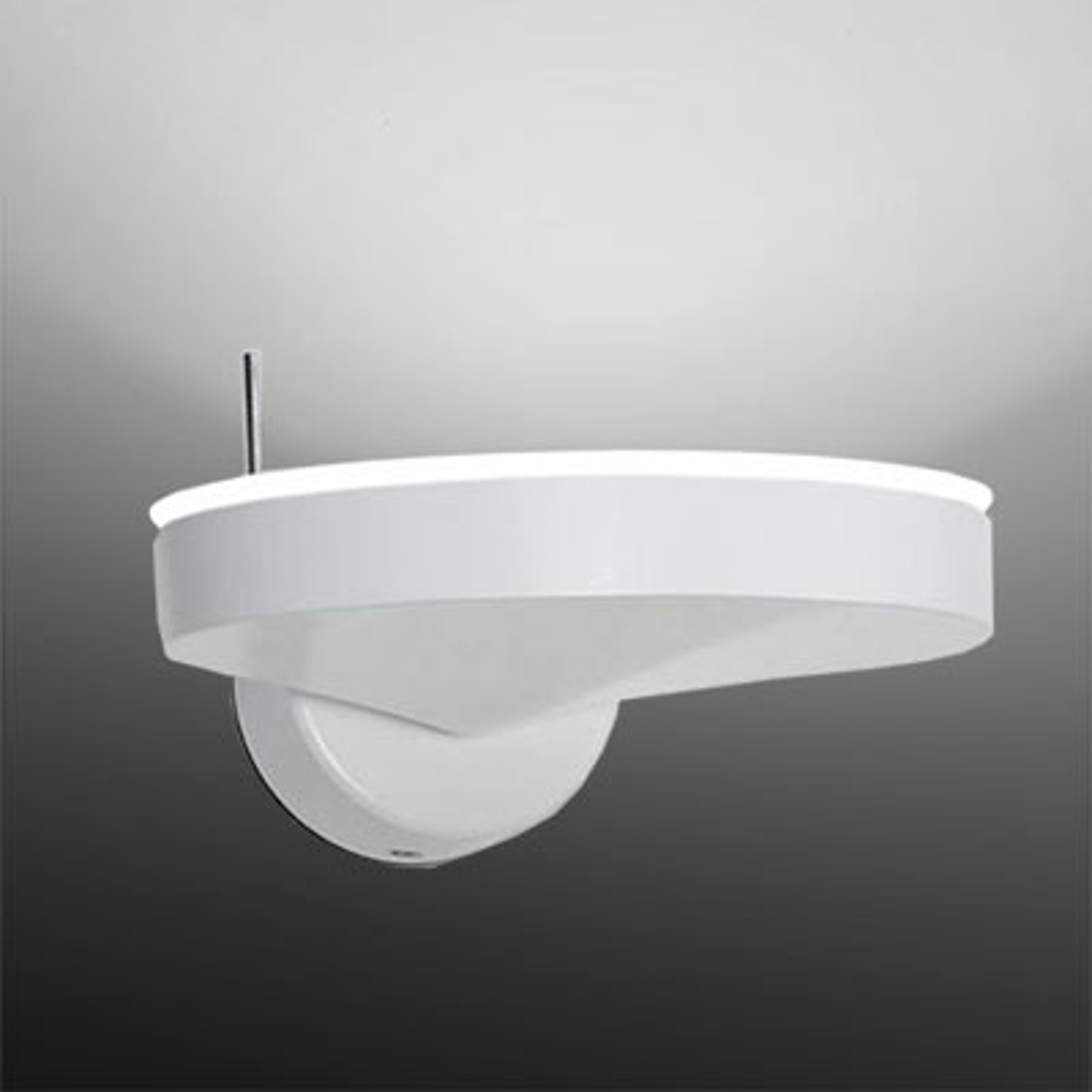 Milan 3-LED - weiße LED-Wandleuchte, 1-flg.