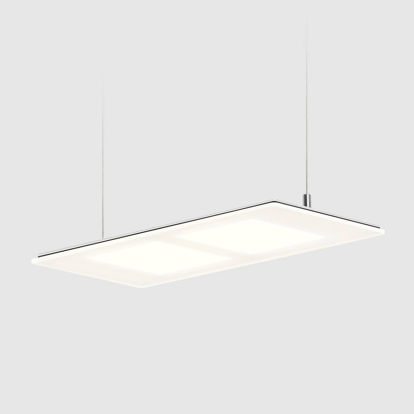 OMLED One s2 - biała lampa wisząca OLED