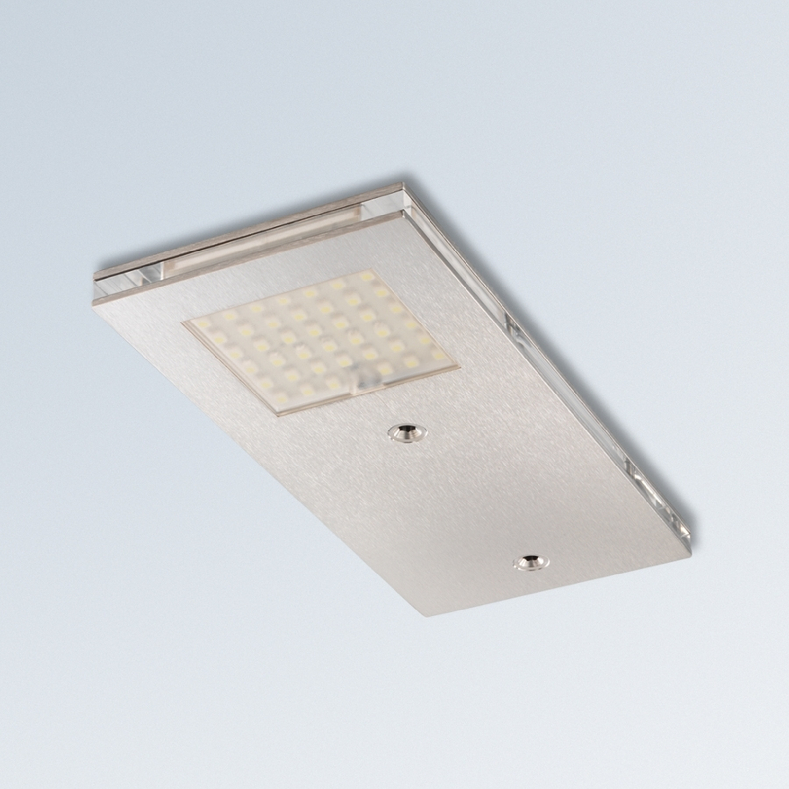 Moderna lampada LED da incasso Flat I