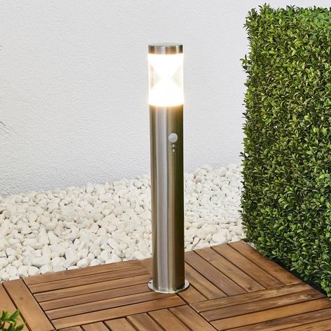 Lampioncino a LED Fabrizio con sensore